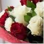 Букет 25 роз Микс